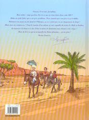Joséphine ange gardien t.1 ; la reine africaine - 4ème de couverture - Format classique