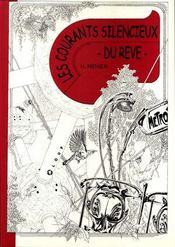 Les Courants Silencieux Du Reve T.1 - Intérieur - Format classique