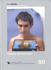 Alberto Schommer ; el poeta de la vision - Couverture - Format classique