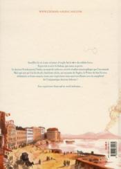 La loge écarlate - 4ème de couverture - Format classique