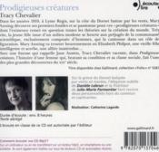 Prodigieuses créatures - 4ème de couverture - Format classique