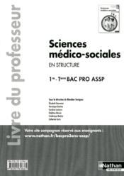 Sc Medico-Soc (Stru)1e/Term Bp - Couverture - Format classique
