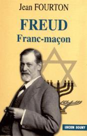 Freud franc-maçon - Couverture - Format classique