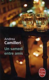 Un samedi entre amis andrea camilleri for Menu samedi soir entre amis