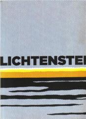 Vente livre :  Roy Lichtenstein  - James Rondeau