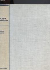 Les Eaux Malefiques - Couverture - Format classique