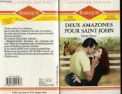 Deux Amazones Pour Saint John - The Ultimate Choice - Couverture - Format classique