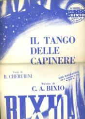 Il Tango Delle Capinere - Couverture - Format classique