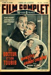Stars Et Films - Tous Les Jeudis Film Complet N° 150 - Le Docteur Et Son Toubib - Bandits Et Grands Chemins - Couverture - Format classique