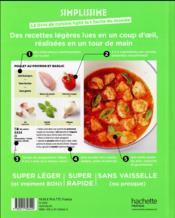 Simplissime light le livre de cuisine light le facile for Simplissime livre cuisine