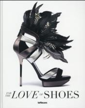 Vente livre :  For the love of shoes  - Patrice Farameh