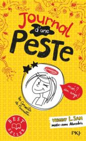 Vente  Journal d'une peste T.1 ; moi ? un ange !  - Virginy L. Sam - Marie-Anne Abesdris