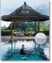 Vente livre :  Great escapes ; Asia (2e édition)  - Collectif