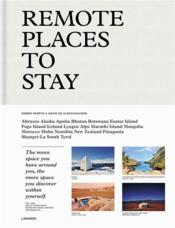 Remote places to stay  - Debbie Pappyn - David De Vleeschauwer