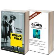 Lot 2 livres Suspense, Deuxième Visage, Cœur Volé - Couverture - Format classique