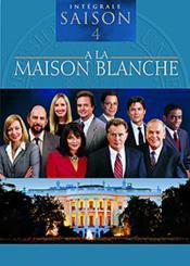 Coffret dvd a la maison blanche saison 4 for A la maison blanche saison 1