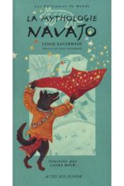 La mythologie navajo - Couverture - Format classique