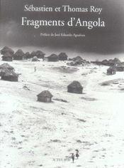 Fragments d'angola - Intérieur - Format classique