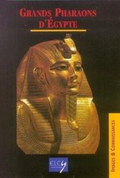 Grands pharaons d'egypte - Intérieur - Format classique