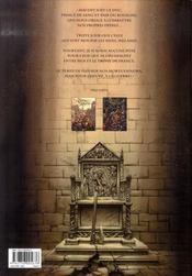Le trône d'argile t.2 ; le pont de Montereau - 4ème de couverture - Format classique
