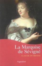 La marquise de sevigne - Intérieur - Format classique