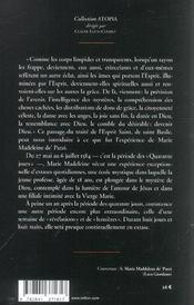 Huit Jours De L'Esprit Saint (Les) - 4ème de couverture - Format classique