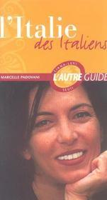 Guide Italie Des Italiens - Intérieur - Format classique