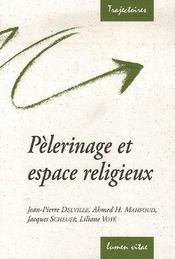 Pèlerinage et espace religieux - Intérieur - Format classique