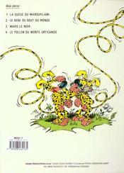 Marsupilami t.5 ; baby prinz - 4ème de couverture - Format classique