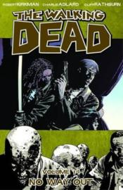 Vente livre :  Walking dead TP t.14 ; no way out  - Robert Kirkman - Charlie Adlard