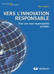 Vente  Vers l'innovation responsable  - Ingham