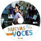 NUEVAS VOCES ; espagnol ; terminale ; CD mp3 élève de remplacement - Couverture - Format classique