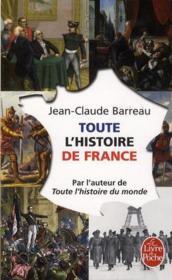 Toute l'histoire de France - Couverture - Format classique