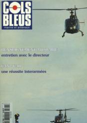COLS BLEUS. HEBDOMADAIRE DE LA MARINE ET DES ARSENAUX N°2316 DU 2 SEPTEMBRE 1995. ENTRETIEN AVEC LE Gal HEINRICH, DIRECTEUR DE LA DRM, PROPPOS RECUEILLIS PAR LE CA D. DE DREZIGUE / L'ECOLE DES HOMMES PAR LE COM. PONTOPARIA / LES SAUTERELLES DE LA MER, ... - Couverture - Format classique