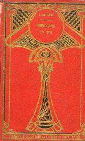 Fridolphe Et Ina. Histoire Suedoise. - Couverture - Format classique