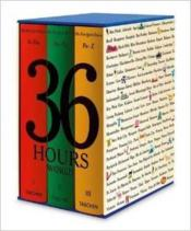 Vente livre :  New York times ; coffret ; 36 hours 365 destinations  - Barbara Ireland