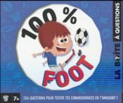 La boîte à question ; 100% foot  - Mickael Grall