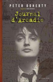 Journal d'Arcadie - Couverture - Format classique