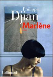 Marlène - Couverture - Format classique