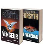 Lot 2 livres Policiers Frederick Forsyth - Couverture - Format classique