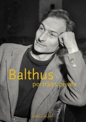 Vente  Balthus, portraits privés  - Collectif