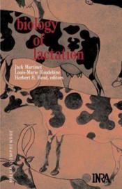 Biology of lactation - Couverture - Format classique