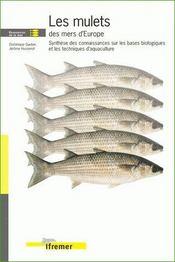 Les mulets des mers d'europe - Intérieur - Format classique