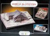 Habitat des Cévennes ; Causse Méjean ; Mont-Lozère ; vallée française - Intérieur - Format classique