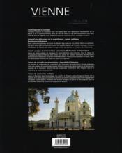 Vienne ; vision du coeur de l'europe - 4ème de couverture - Format classique