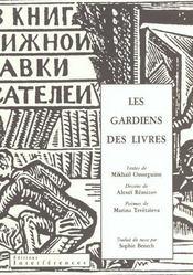 Les gardiens des livres - Intérieur - Format classique