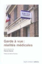 Garde A Vue : Realites Medicales - Intérieur - Format classique