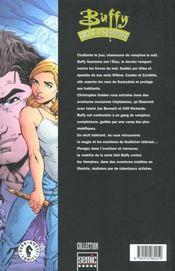 Buffy Contre Les Vampires T.2 - 4ème de couverture - Format classique