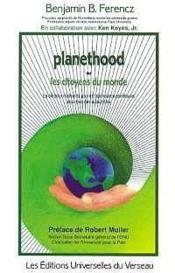 Planethood Ou Les Citoyens Du Monde - Couverture - Format classique