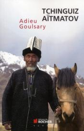 Adieu Goulsary - Couverture - Format classique